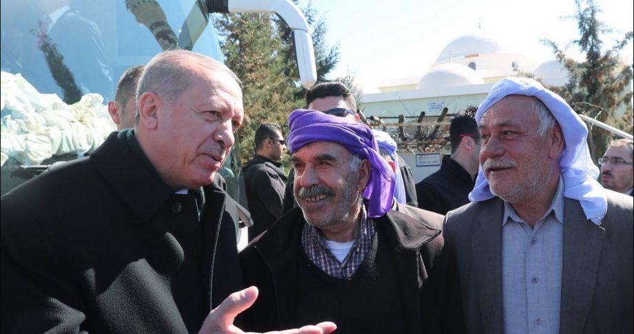 Cumhurbaşkanı Erdoğan'ın mitingini canlı izlemek için tıkla