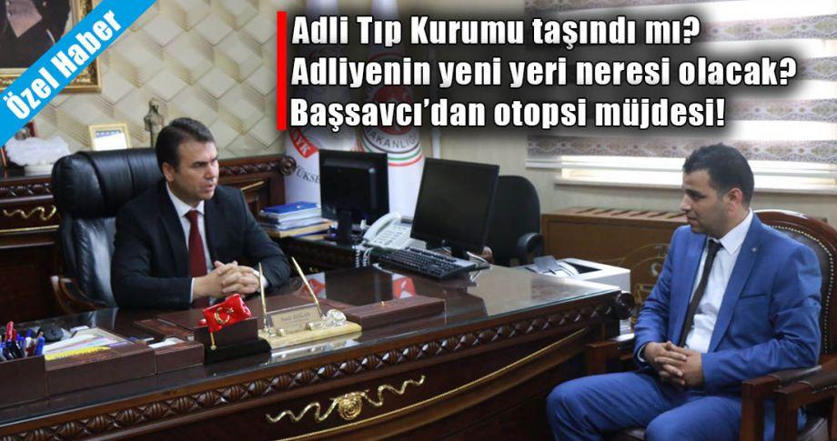 Cumhuriyet Başsavcısı Doğan'dan önemli açıklamalar!