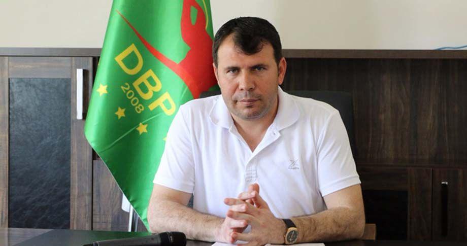 DBP Eş Genel Baaşkanı gözaltına alındı