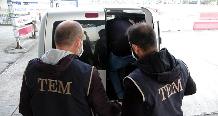 DEAŞ'a yönelik operasyonda: 16 gözaltı