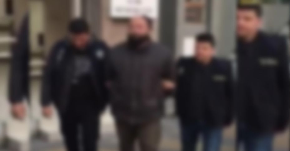 DEAŞ'ın celladı Şanlıurfa'da yakalandı!