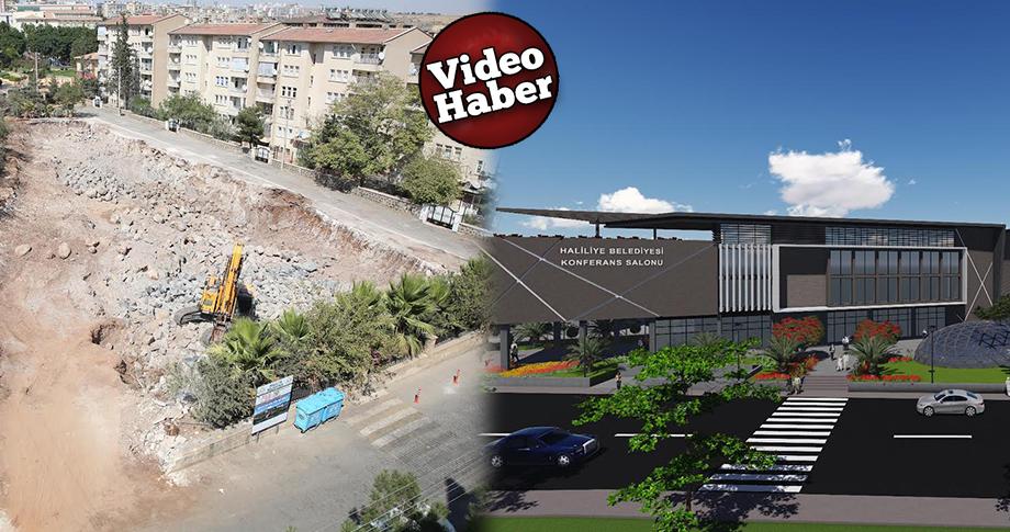 Demirkol'dan Haliliye halkına kültür merkezi