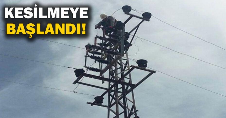 Dicle Elektrik'ten elektrik borcu olanlara kötü haber!