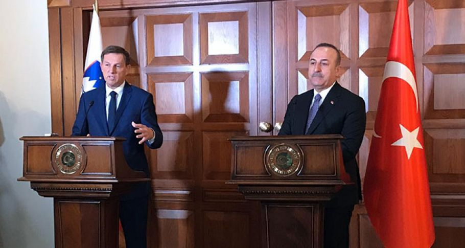 Dışişleri Bakanı Çavuşoğlu: 'Ben böylesine dürüst olmayan...