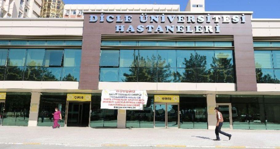 Diyarbakır'da 166 sağlık çalışanı korona virüse yakalandı, 1'i hayatını kaybetti