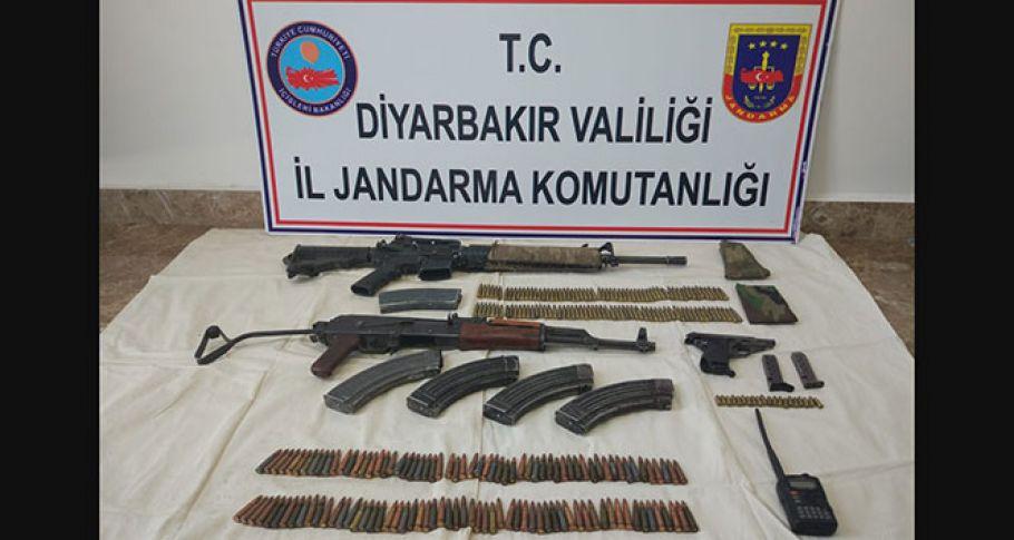 Diyarbakır'da 2 terörist etkisiz hale getirildi...