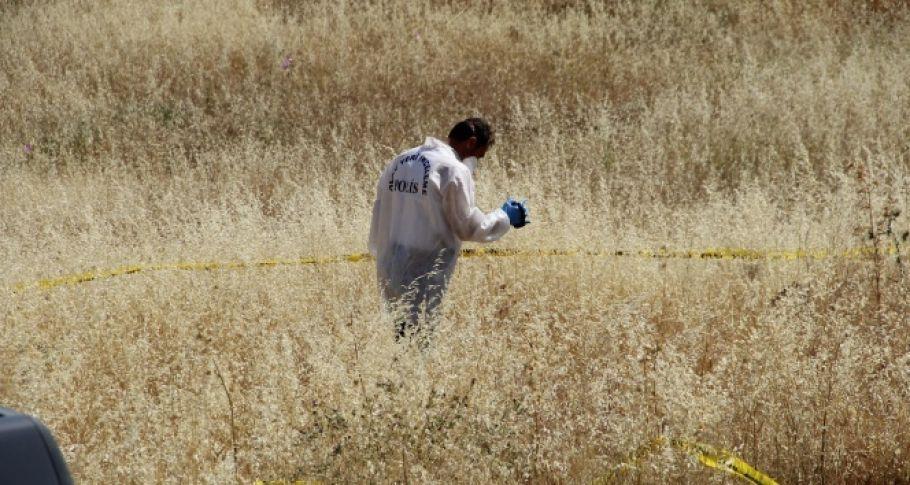 Diyarbakır'da boş arazide erkek cesedi bulundu