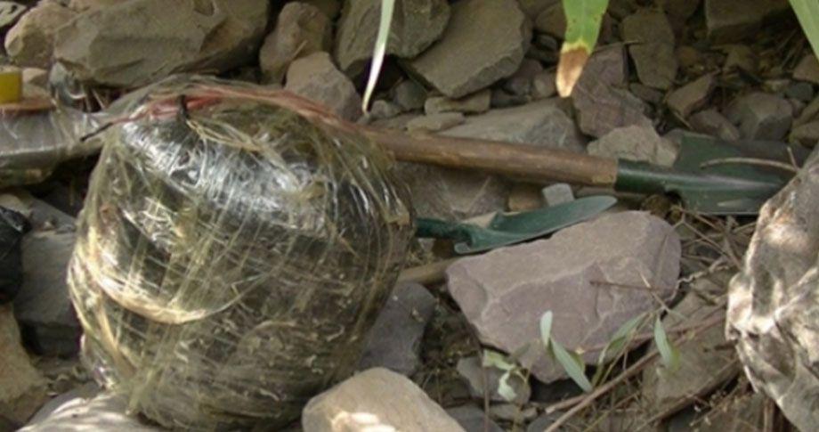 Diyarbakır'da el yapımı patlayıcı bulundu!