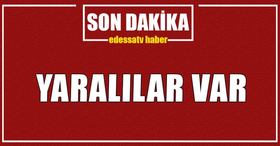 Diyarbakır'da güvenlik güçlerini taşıyan araca saldırı