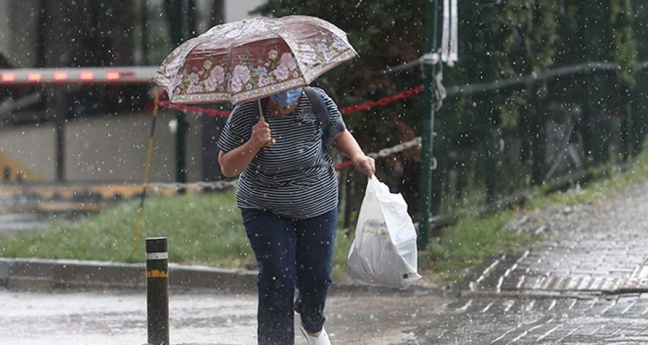Doğu'da 5 ilde sağanak yağış bekleniliyor