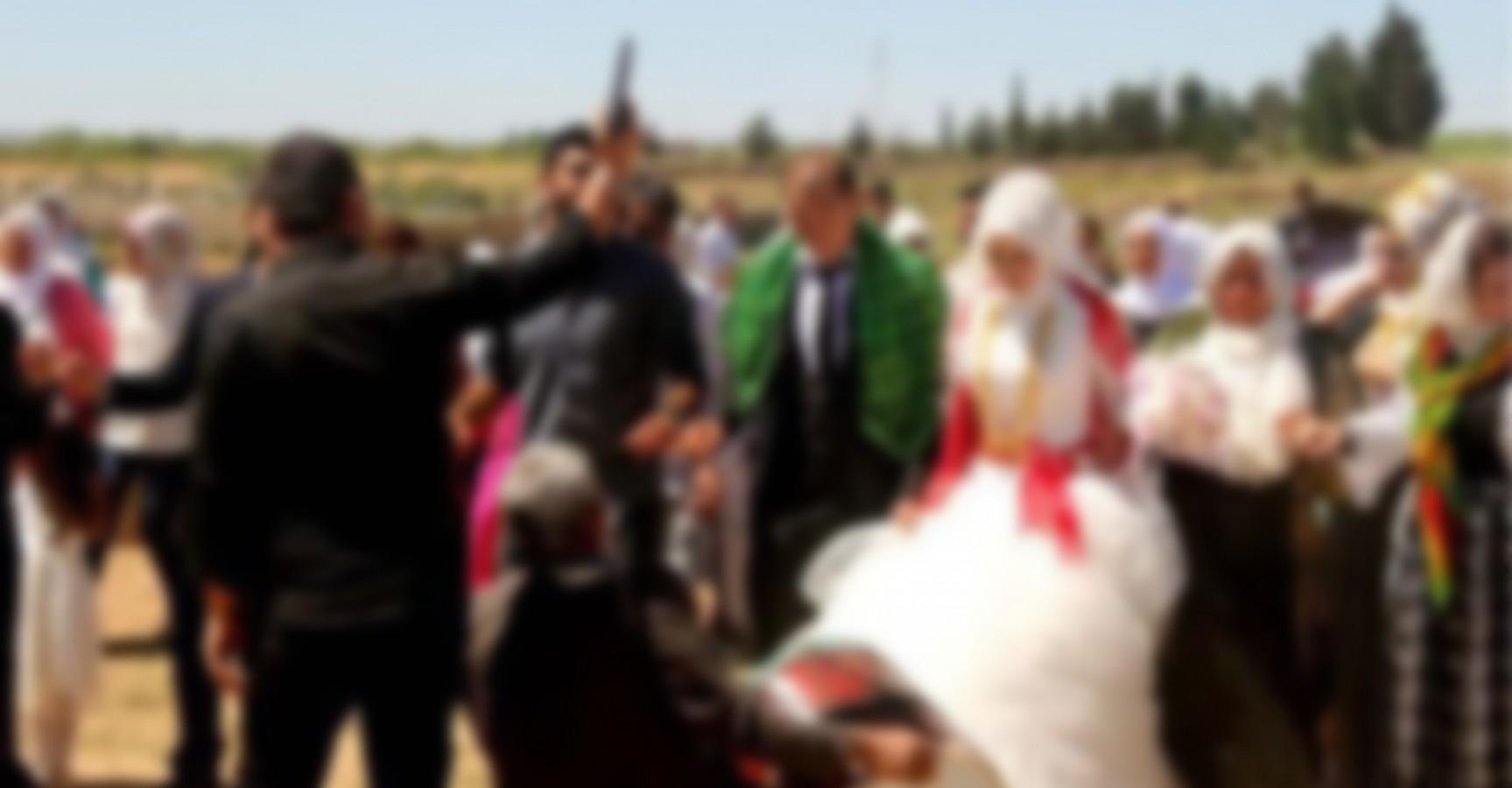 Düğünde sıkılan kurşunlar 11 yaşındaki çocuğu yaraladı!