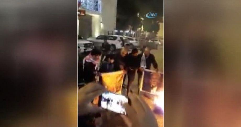 Dünyadan kudüs kararı protesto!