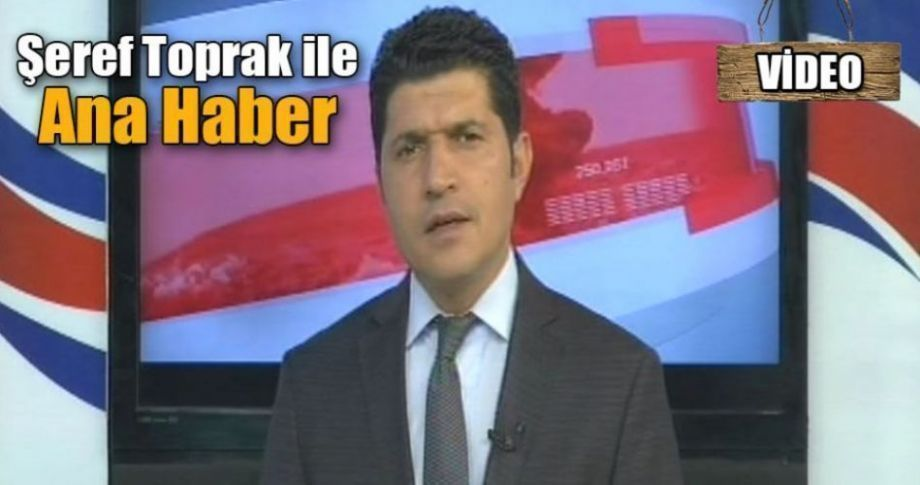 Edessa Tv Ana Haber Bülteni / 04.07.2018