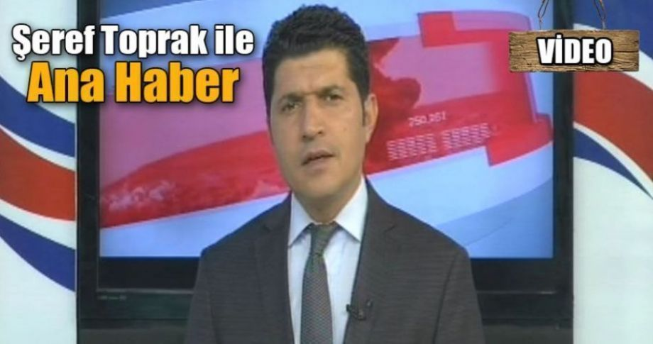 Edessa Tv Ana Haber Bülteni / 10 Haziran 2018
