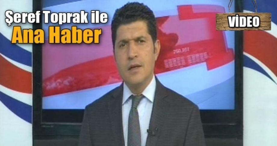 Edessa Tv Ana Haber Bülteni / 15 Mayıs 2018