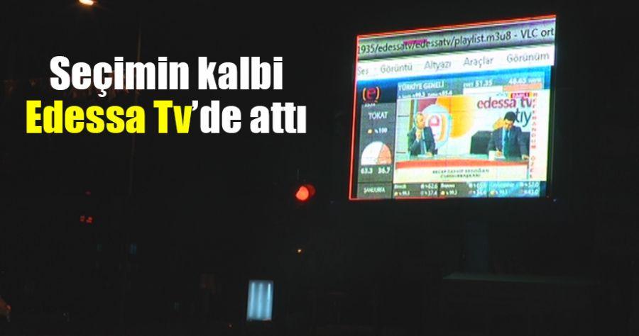 Edessa Tv ilklere imza atmaya devam ediyor