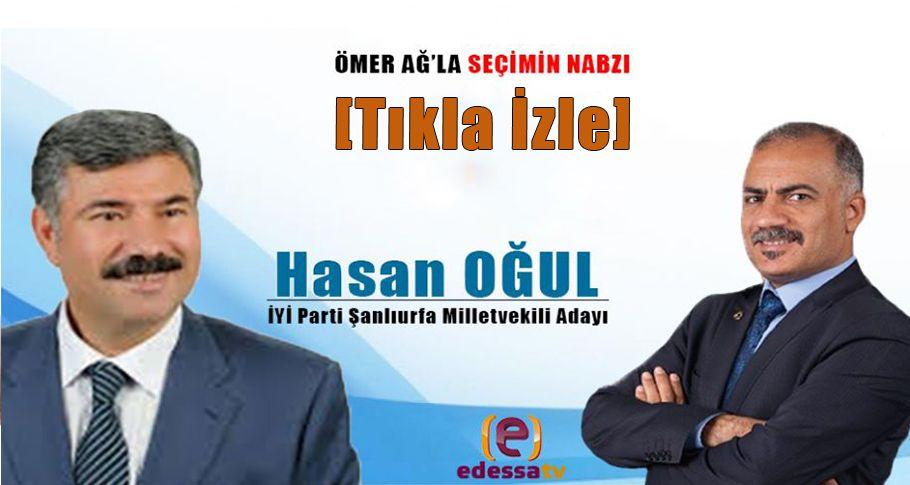 Ömer Ağ'la Seçimin Nabzı / 4 Haziran 2018