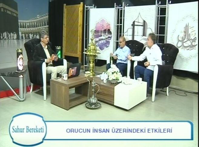 Edessa Tv'de Sahur Bereketi Programı (videolu)
