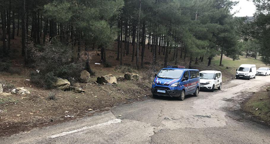 Edirne'de vahşet: Parçalayarak ormana attılar