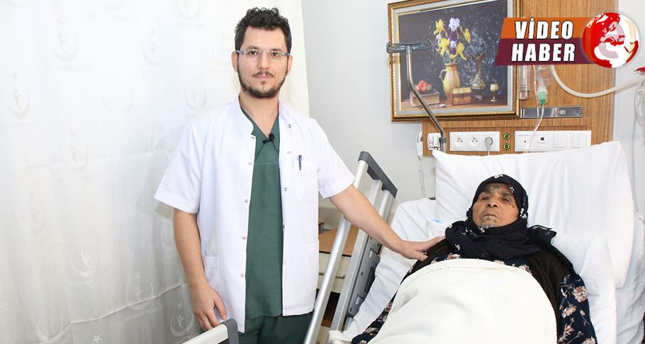 Şanlıurfa'da başarılı böbrek ameliyatı yapıldı