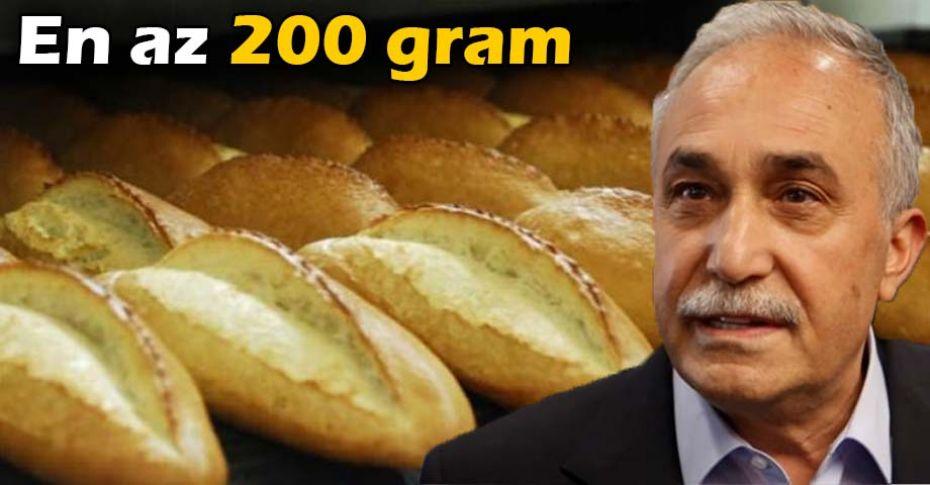 Ekmek ile ilgili çok önemli düzenleme!