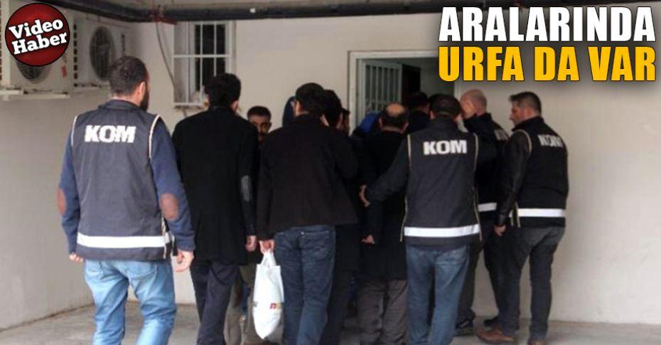 Elazığ merkezli FETÖ/PDY operasyonu! 29 tutuklama
