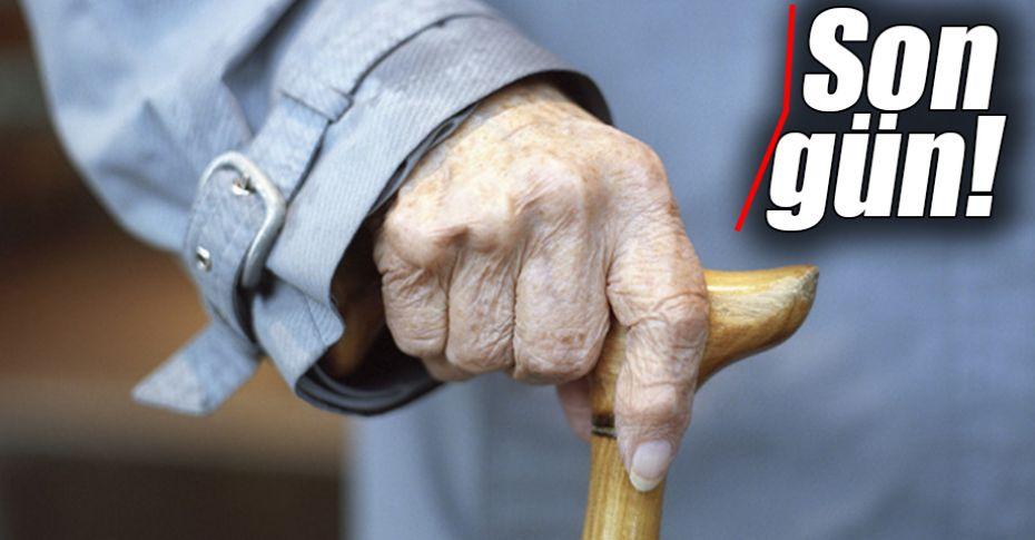 Emekliler için SGK'dan önemli uyarı!