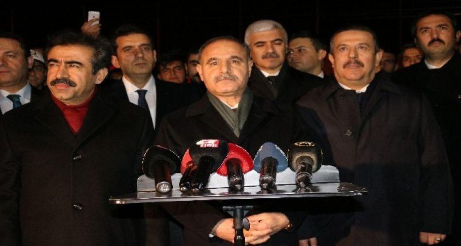 Emniyet Genel Müdürü Mehmet Aktaş, Diyarbakır'da uygulamaya katıldı