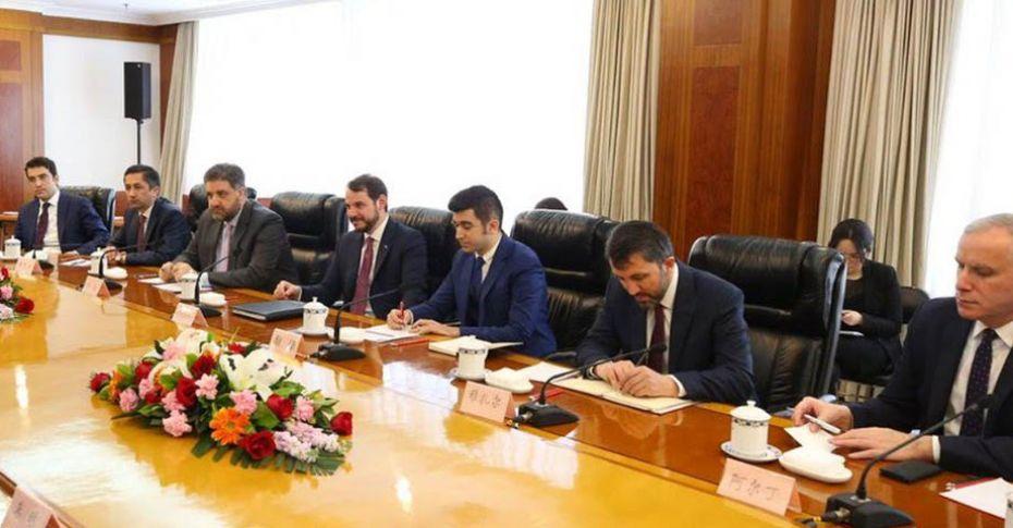 Enerji Bakanı Alayrak'tan Önen'e ziyaret