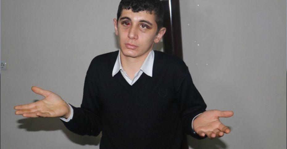 Engelli Agit'i dövenler için 4,5 yıl hapis istendi