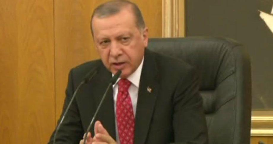 Erdoğan: Askerlikte kırgınlık olmaz