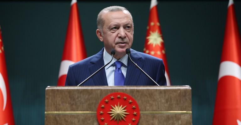 Erdoğan: Batı'ya göre iyi bir konumdayız ama yeterli değil