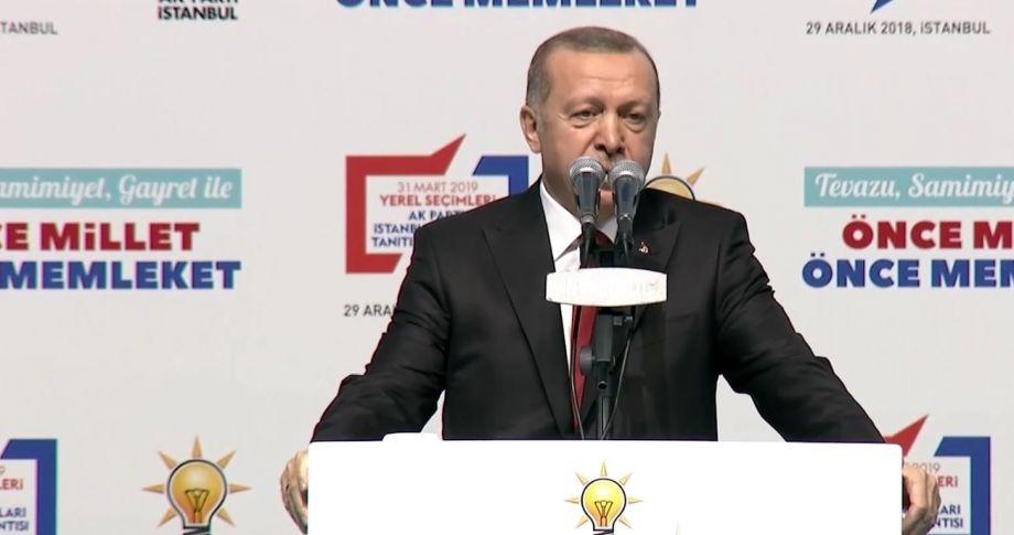 Erdoğan, İstanbul Adayını Açıkladı..