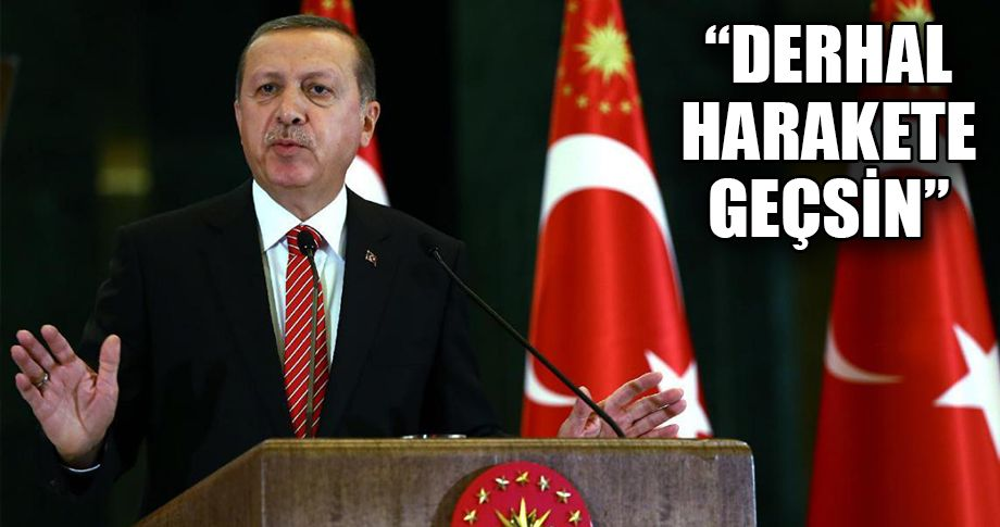 Erdoğan'dan 'Mescid-i Aksa' çağrısı!