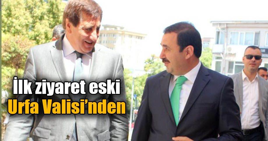 Eski Şanlıurfa Başsavcısı, Bursa'da göreve başladı