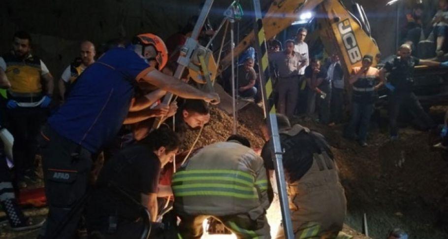 Eyüpsultan'da kuyuya düşen çocuk hayatını kaybetti