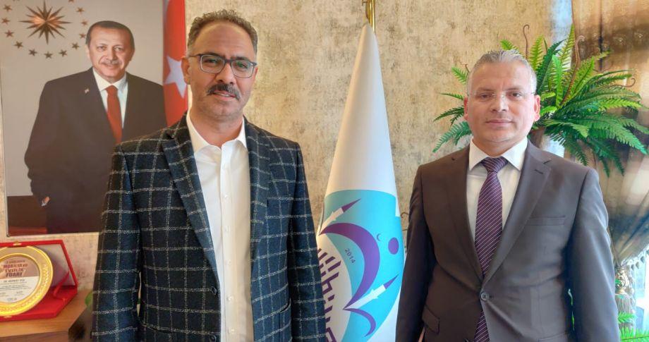 Eyyübiye Belediye Başkan Yardımcılığına Mehmet Gülyaprağı getirildi