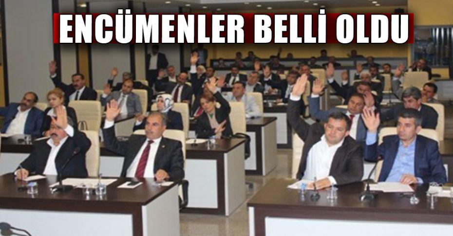 Eyyübiye Belediye Meclis Toplantısı gerçekleşti