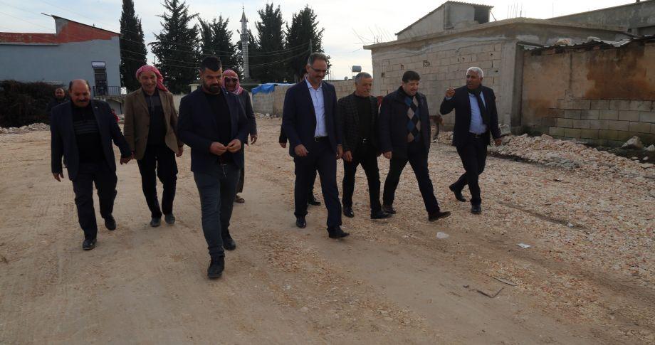 Eyyübiye Belediyesi Çalışmalarını Sürdürüyor (Videolu)