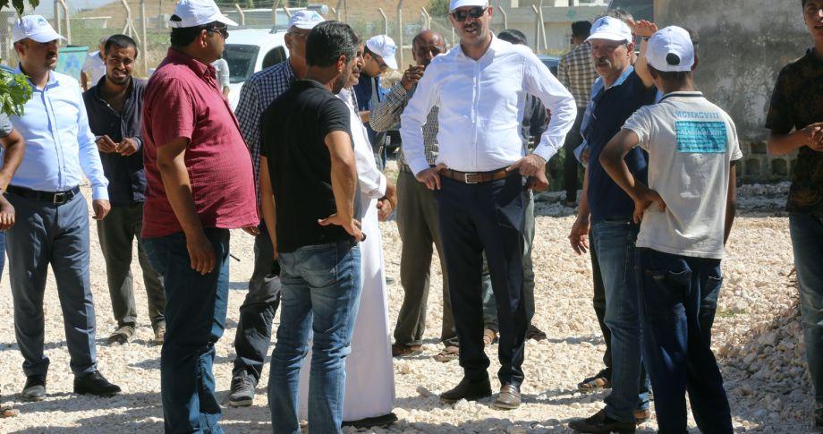 Eyyübiye Belediyesi, İlçeye Yeni Yollar Kazandırmaya Devam Ediyor.