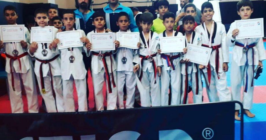 Eyyübiye Belediyesi Sporcularından Başarı Üstüne Başarı