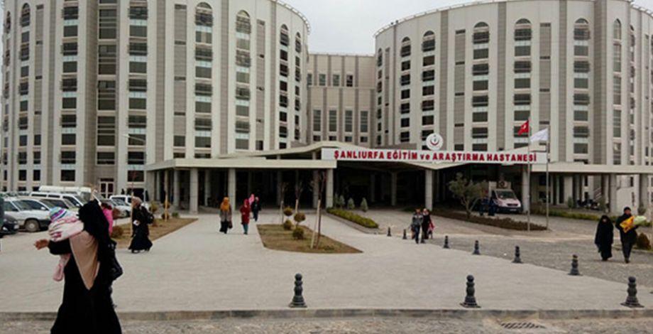 Eyyübiye Devlet Hastanesinin yeni başhekimi belli oldu