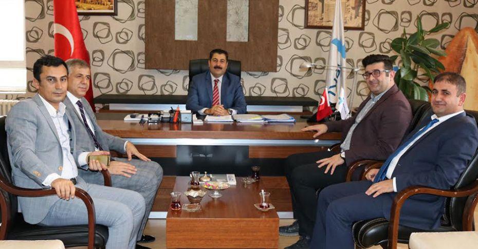 Eyyübiye Halk Eğitim'den İŞKUR'a ziyaret