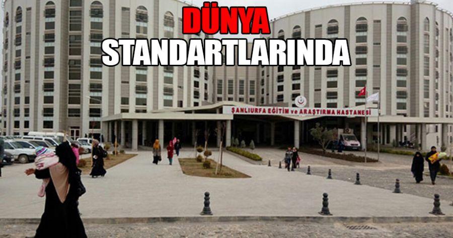 Eyyübiye Hastanesi'nde  göz kliniği açıldı