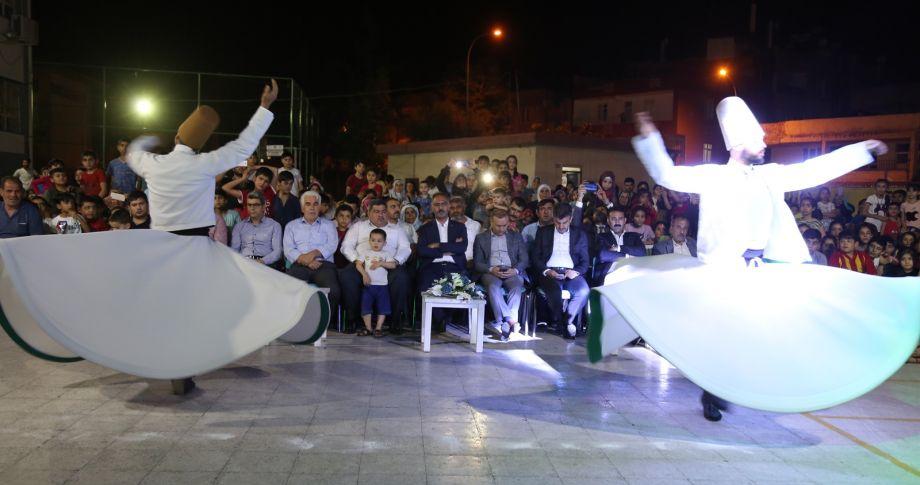 Eyyübiye'de Ramazan Etkinlikleri Dolu Dolu Geçiyor (videolu)