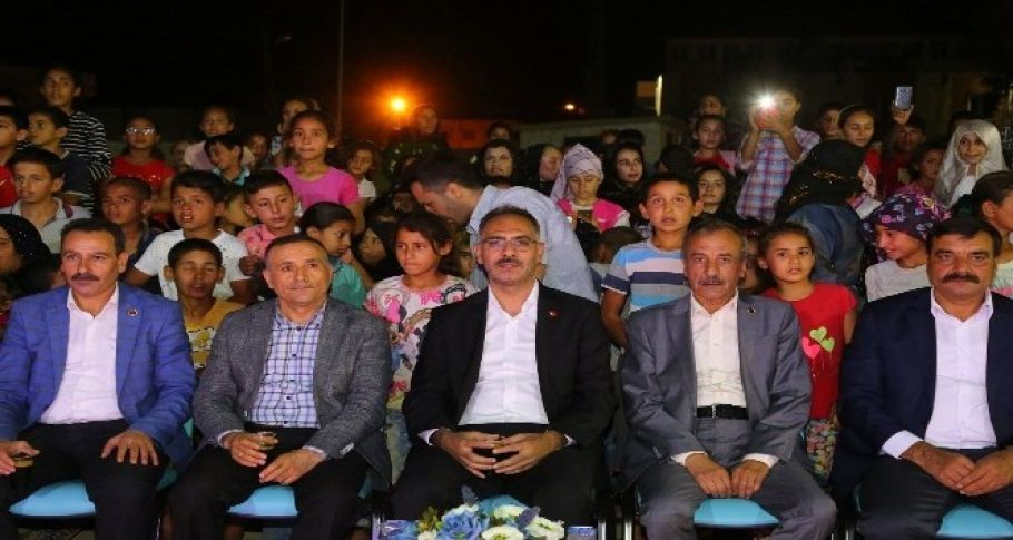 Eyyübiye'de Ramazan etkinlikleri