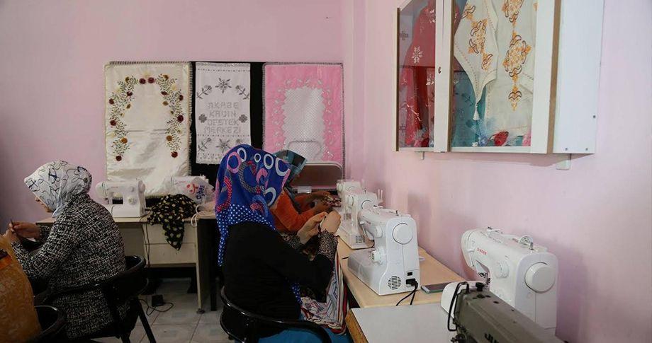Eyyübiye'de ücretsiz kurs kayıtları başladı!