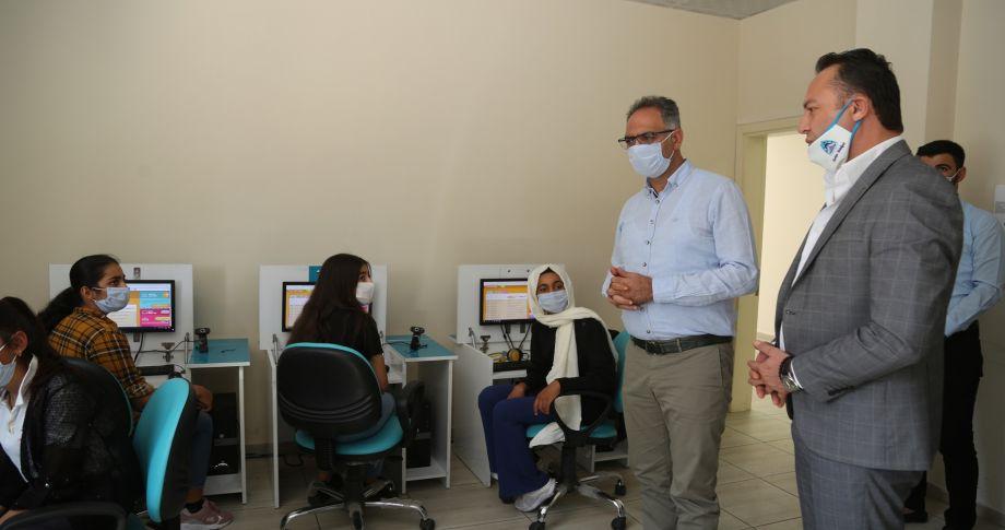 Eyyübiye'den EBA destek merkezi