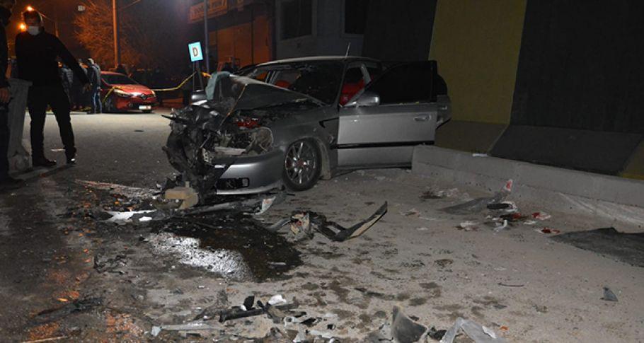 Feci kaza: 1 ölü 5 yaralı