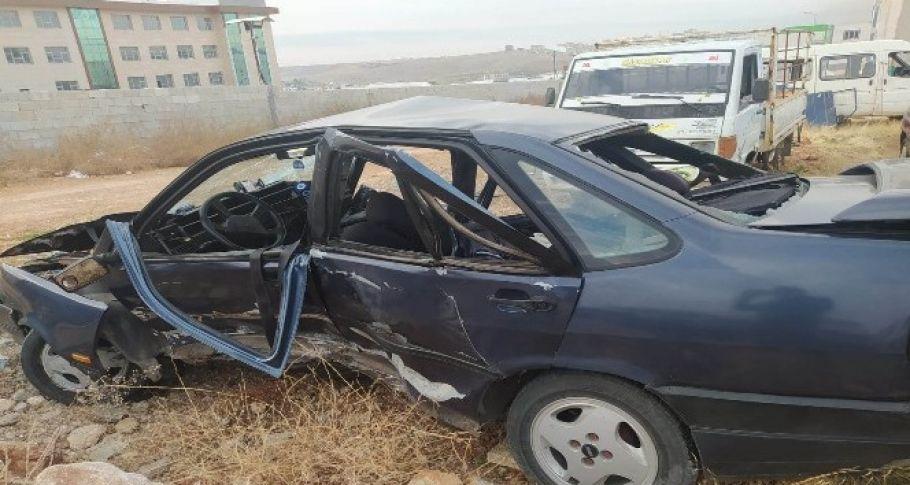 Feci kazada: 1 ölü 4 yaralı